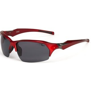 Coleman Men's 'Windchaser' Polarized Half-frame Sunglasses