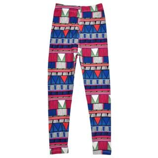 Hailey Jeans Co. Girl's Soft Printed Leggings