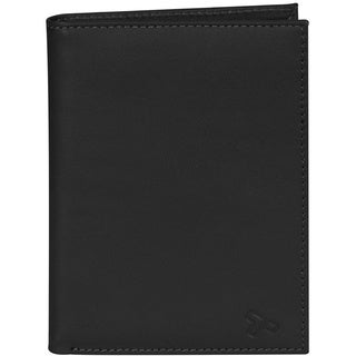 Travelon Safe ID Leather Passport Wallet