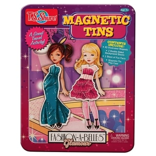 T.S. Shure Fashion A Belles Glamour Magnetic Playset