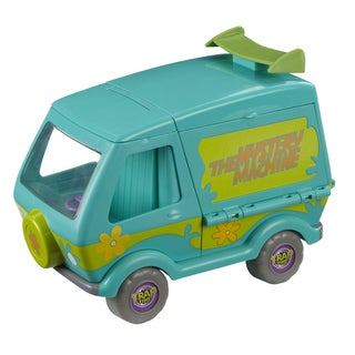 Scooby Doo Trap Time Deluxe Mystery Machine
