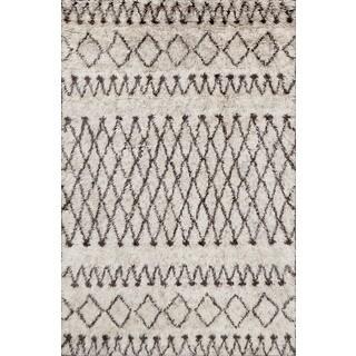 Beni Ourain Moroccan Wool Rug (5' x 8')