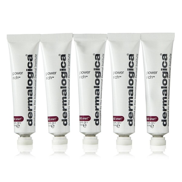 Dermalogica Power Rich Face Cream (Pack of 5)