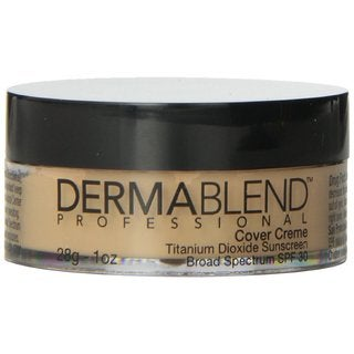 Dermablend SPF 30 Chroma Almond Beige 1-ounce Cover Creme