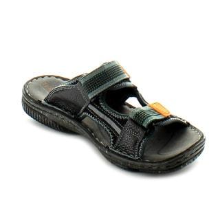 J's Awake Men's 'Marcos-02' Casual Slide Sandals