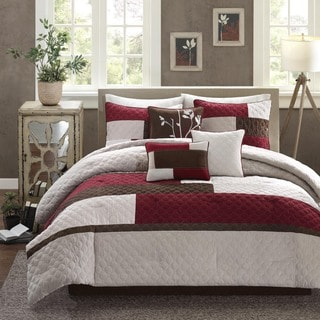 Madison Park Buster 7-Piece Comforter Set