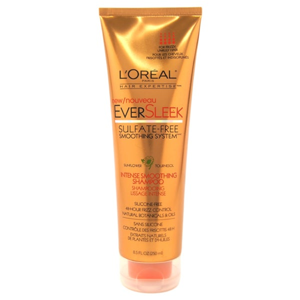 L'Oreal Paris EverSleek Intense Smoothing 8.5-ounce Shampoo