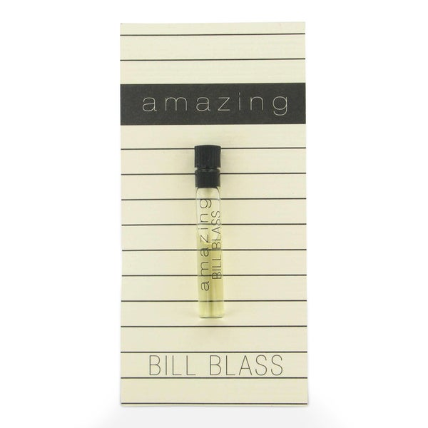 Bill Blass Amazing Women's 0.07-ounce Eau de Parfum Vial