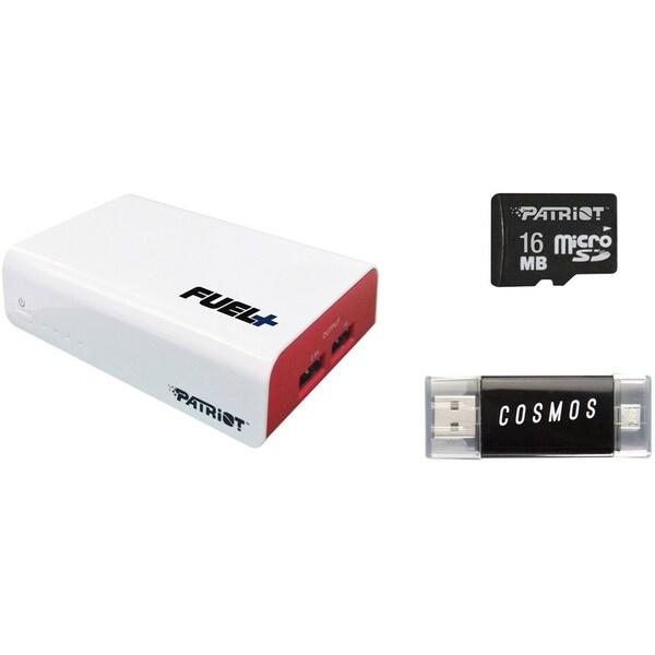 Patriot Memory FUEL+, Cosmos Reader and MicroSDHC 13817602