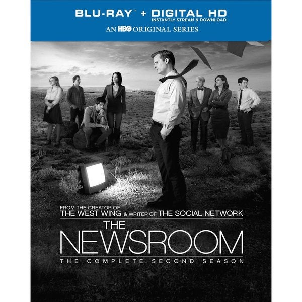 The Newsroom: The Complete Second Season (Blu-ray Disc) 13818407