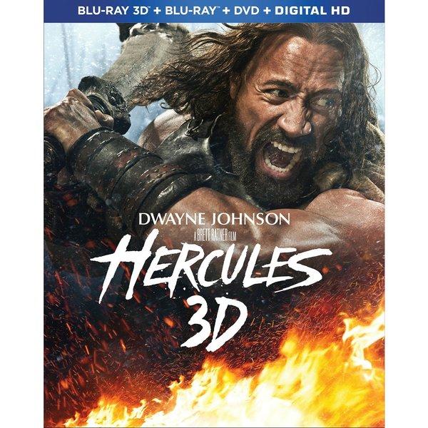 Hercules 3D (Blu-ray/DVD) 13818428