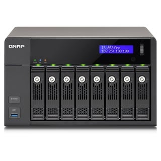 QNAP Turbo NAS TS-853 Pro NAS Server