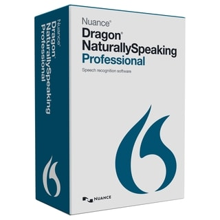 Nuance Dragon NaturallySpeaking v.13.0 Professional - 1 User