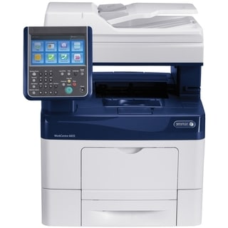 Xerox WorkCentre 6655 Laser Multifunction Printer - Color - Plain Pap