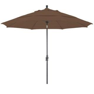 Lauren & Company Premium Sequoia 11-foot Aluminum Tilting Umbrella