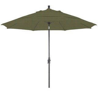 Lauren & Company Premium Fern 11-foot Aluminum Tilting Umbrella