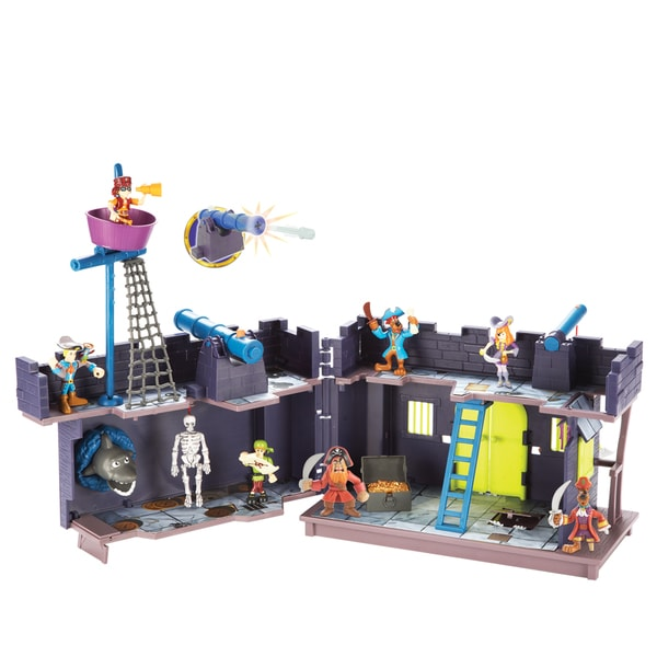 Scooby Pirate Fort and Action Figure, 5 Pack 13819941