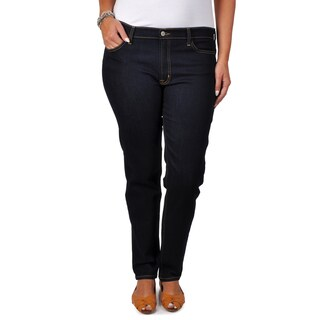Tressa Collection Women's Contemporary Plus Basic Skinny Jeans
