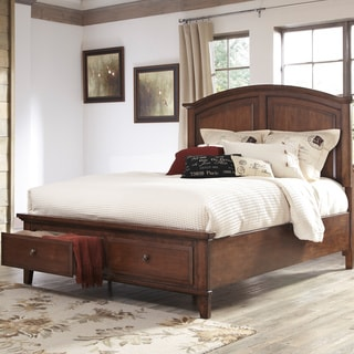 Signature Design by Ashley Burkesville Brown Panel Bed