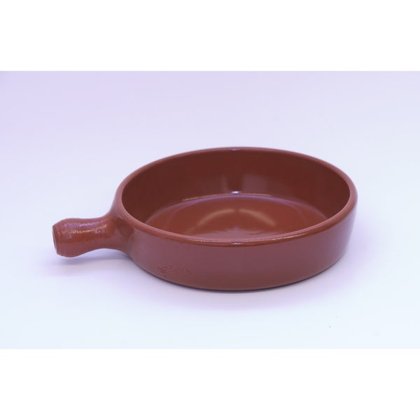 Terra Cotta Frying Pan