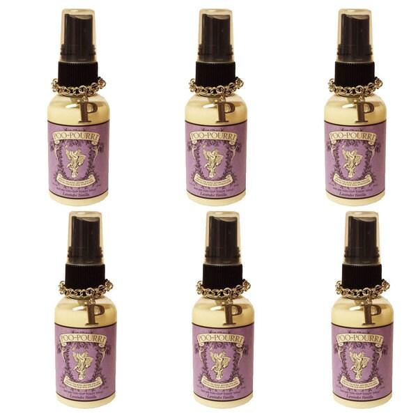 Poo-Pourri Lavender Vanilla (6 Pack)
