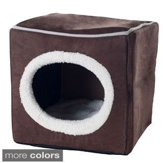 Cozy Cave Enclosed Pet Bed