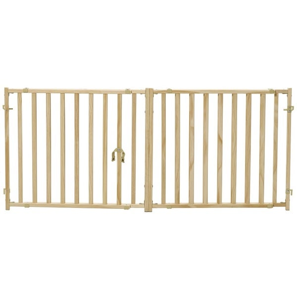 Midwest Extra Wide Wood Gate