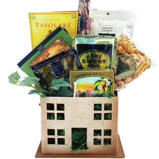 Art of Appreciation A Touch of Home Gourmet Food and Snacks Gift Box