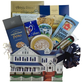 Welcome To Your New Home Housewarming Gift Basket