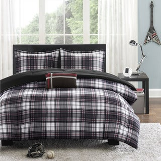Mizone David 5-piece Comforter Set