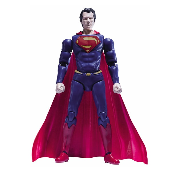 SpruKits Superman Man of Steel Action Figure