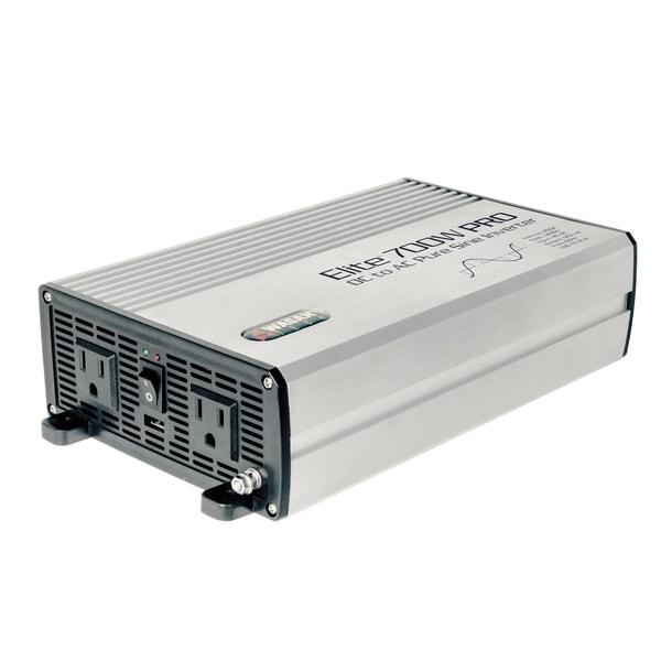 Wagan Elite 700 Watt Pure Sine Wave Power Inverter