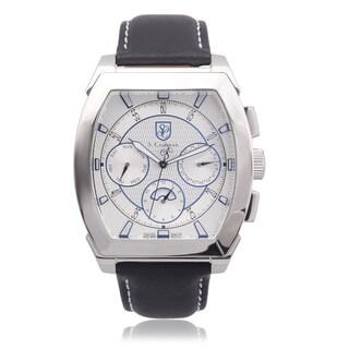 S. Coifman by Invicta Men's SC0087 Quartz Chronograph Watch