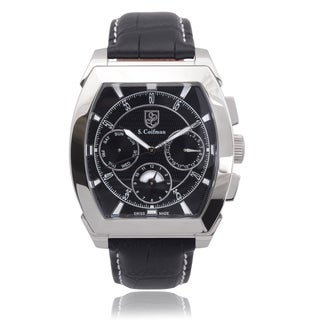 S. Coifman Men's SC0086 Quartz Chronograph Watch