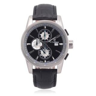 S. Coifman Men's SC0251 Quartz Chronograph Watch