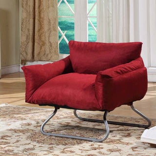 Children's Red Chair Bed