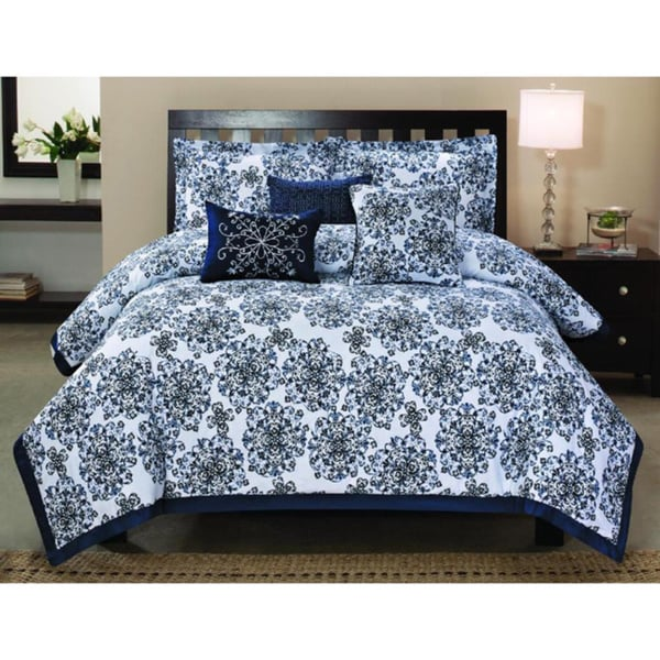 Pompeii 6-piece Cotton Comforter Set