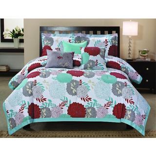 Sarasota 6-piece Cotton Comforter Set