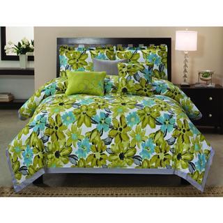 Somerset 6-piece Cotton Comforter Set