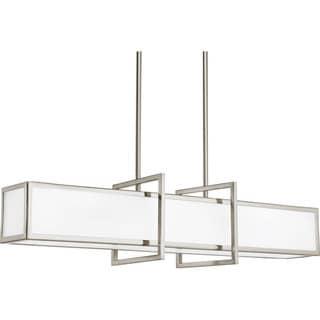 Progress Lighting 4-light Linear Pendant Lighting Fixture