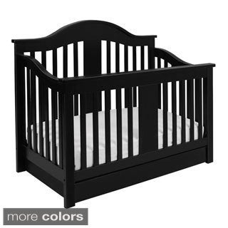 DaVinci Cameron 4-in-1 Convertible Crib with Toddler Rail