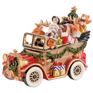 Santa In Car Musical - Tune: We Wish You a Merry Christmas