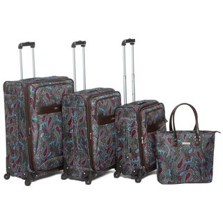 Anne Klein Portland 4-piece Luggage Set