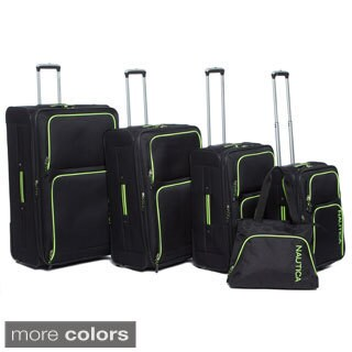 Nautica Catamaran II 5-piece Luggage Set