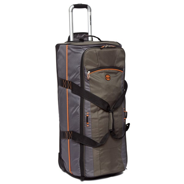 Timberland Danvers River 32-inch Wheeled Upright Duffel Bag