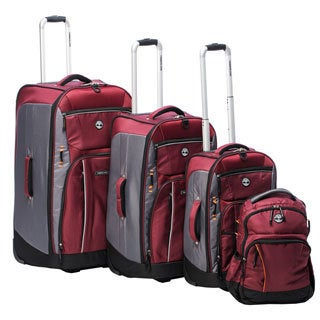 Timberland Danvers River 4-piece Luggage Set