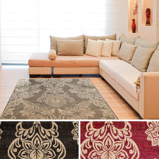 Meticulously Woven Walton Damask Are