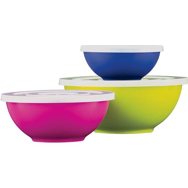 Melamine Mixing Bowls (Set of 3)