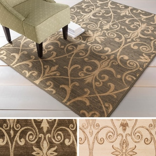 Meticulously Woven Bartow Damask Are