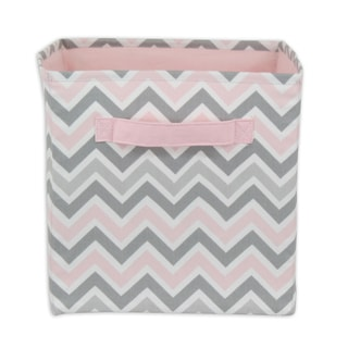 Soft Isabella Storage Bin with Handle